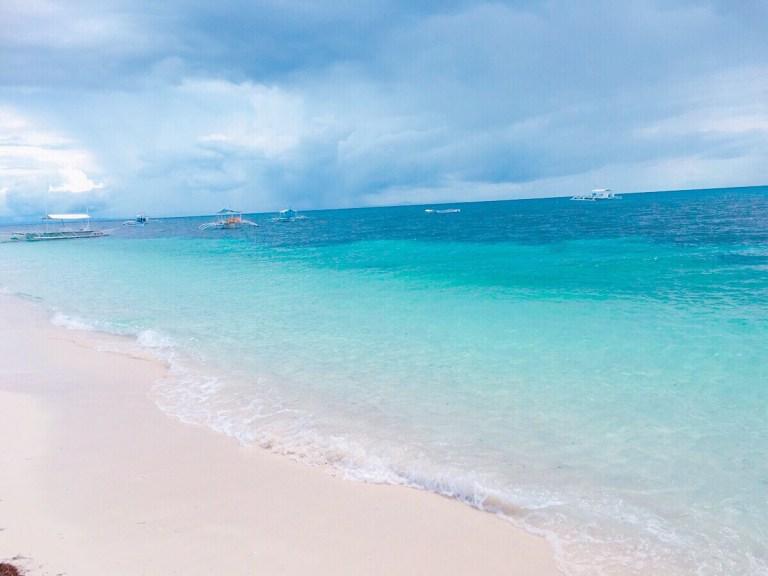 マラパスクアの海