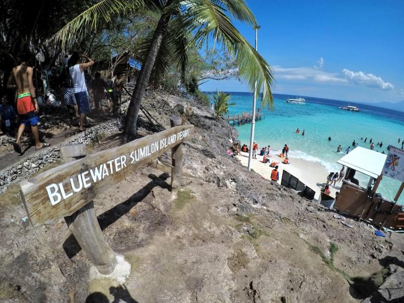 スミロン島の海