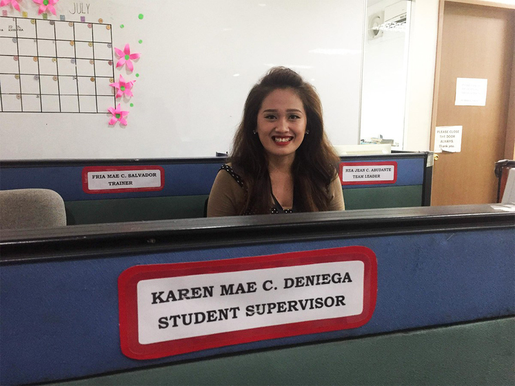 NILS2のスーパーバイザーのカレン