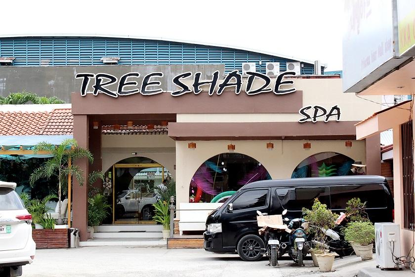 24時間営業マッサージ店「TREE SHADE」