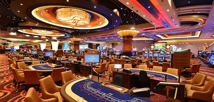 カジノの内観