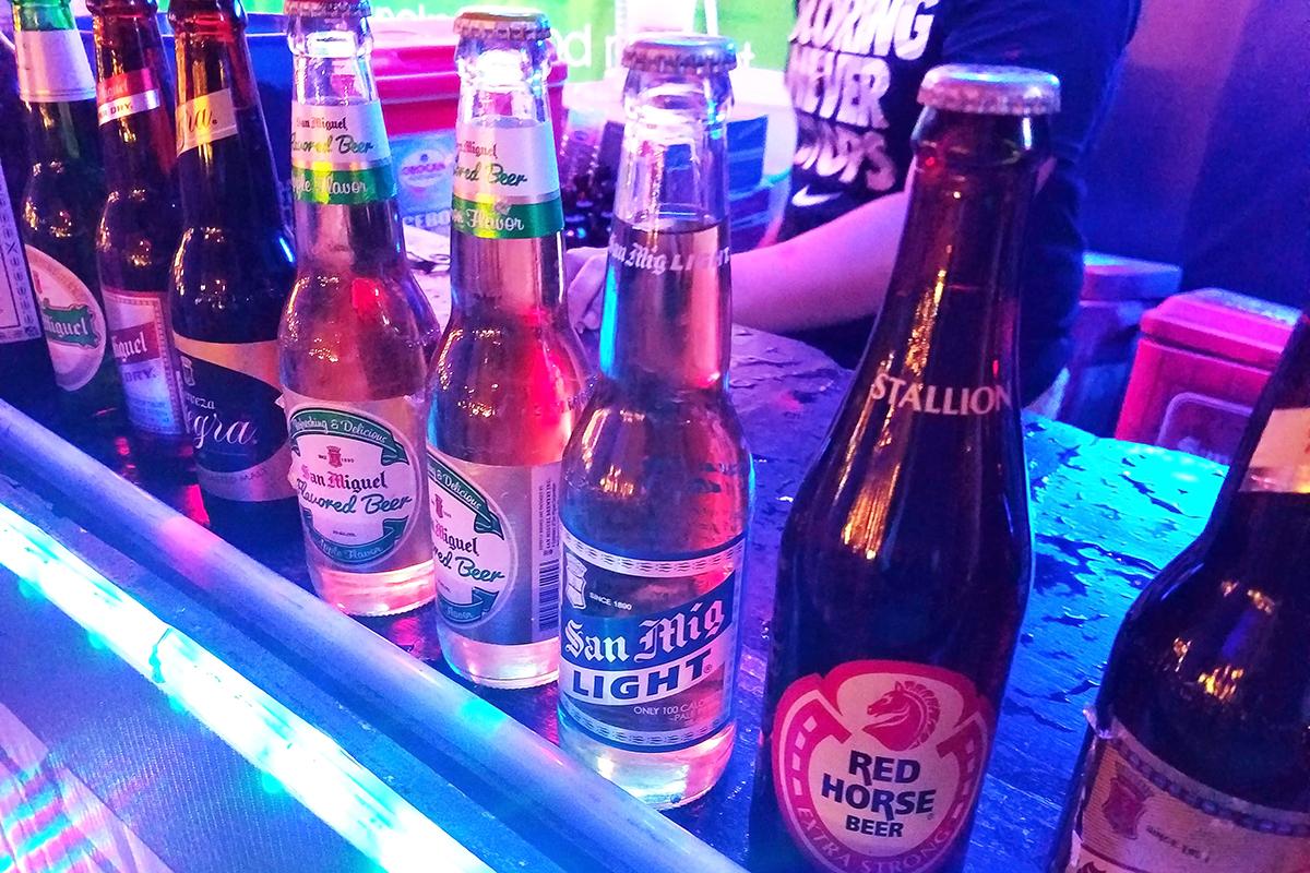 セブ島でメジャーなビール