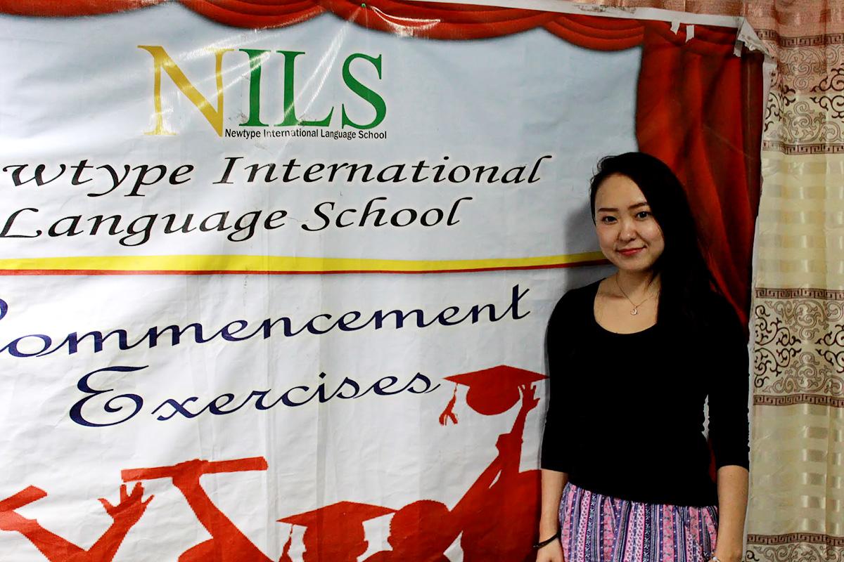 色々な国の情報を集めて、フィリピン留学を決めた大関さん