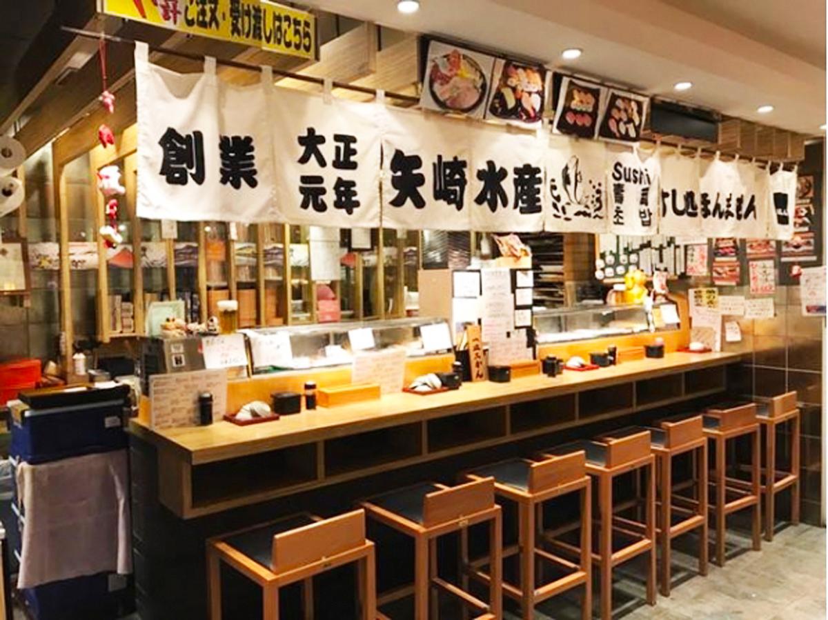 日本といえば寿司ですよね