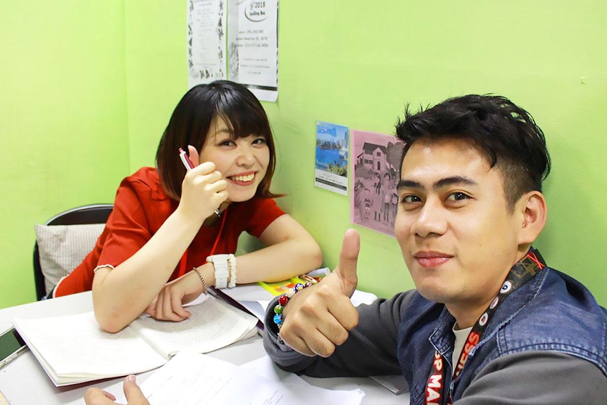 NILSの先生と生徒様