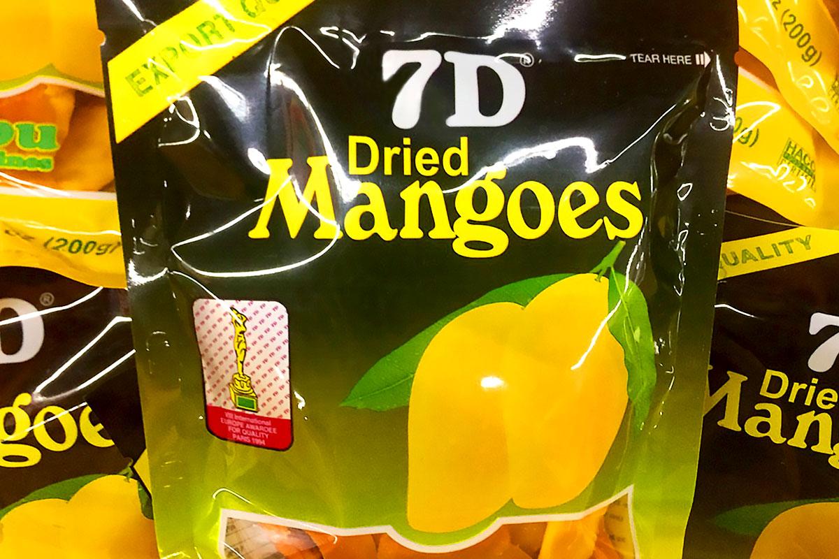 日本でも有名な7Dマンゴー