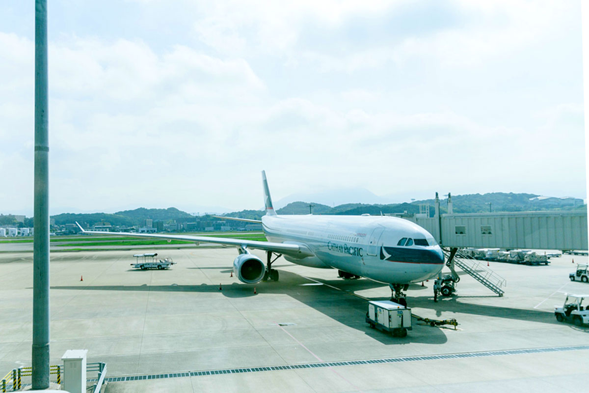直行便のある航空会社を紹介