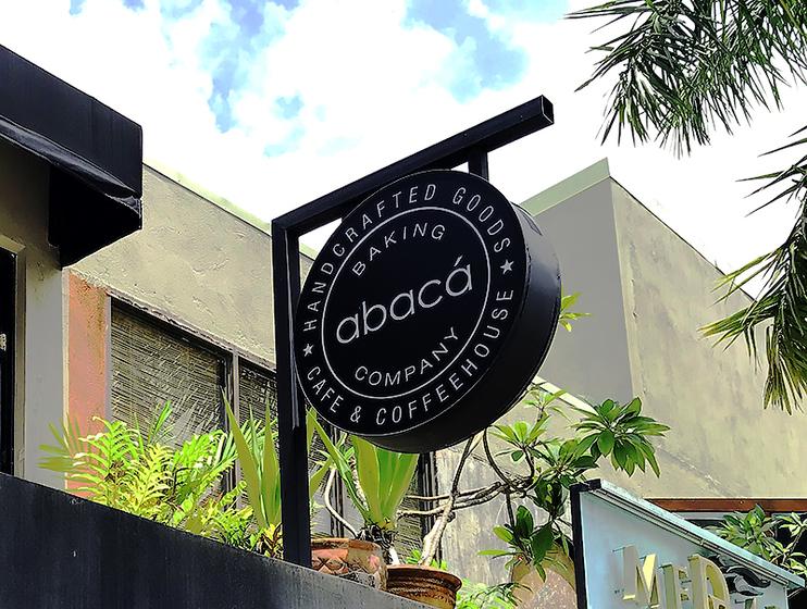 Abaca Baking Company Crossroads店