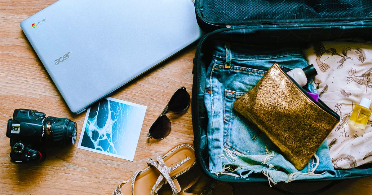 留学前の荷物の悩み