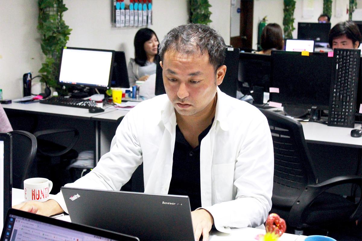 留学中は休みの日も英語の勉強やITスキルの勉強をしていた増井さん