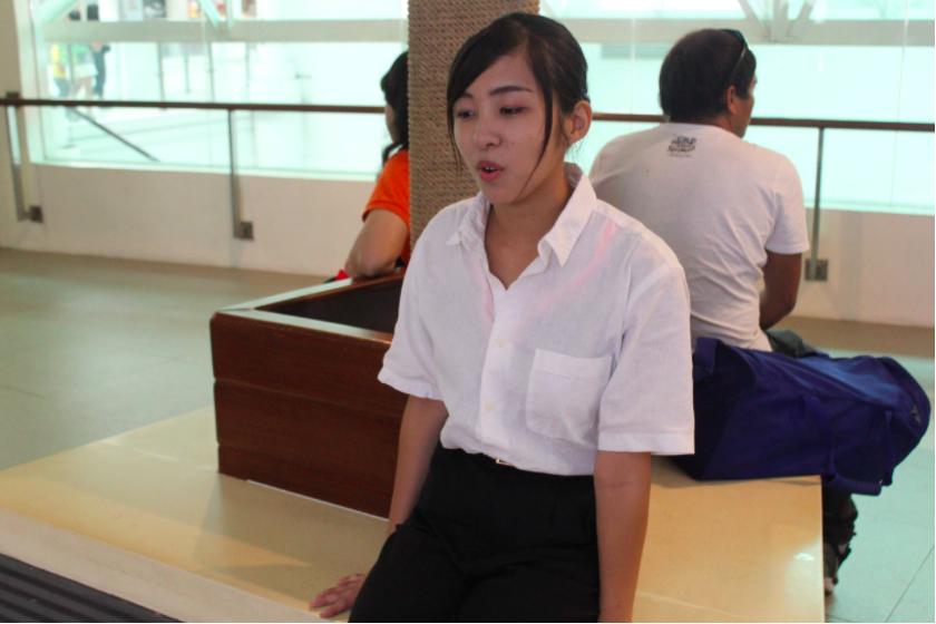 OJT留学に挑戦したきっかけについて語る石井さん