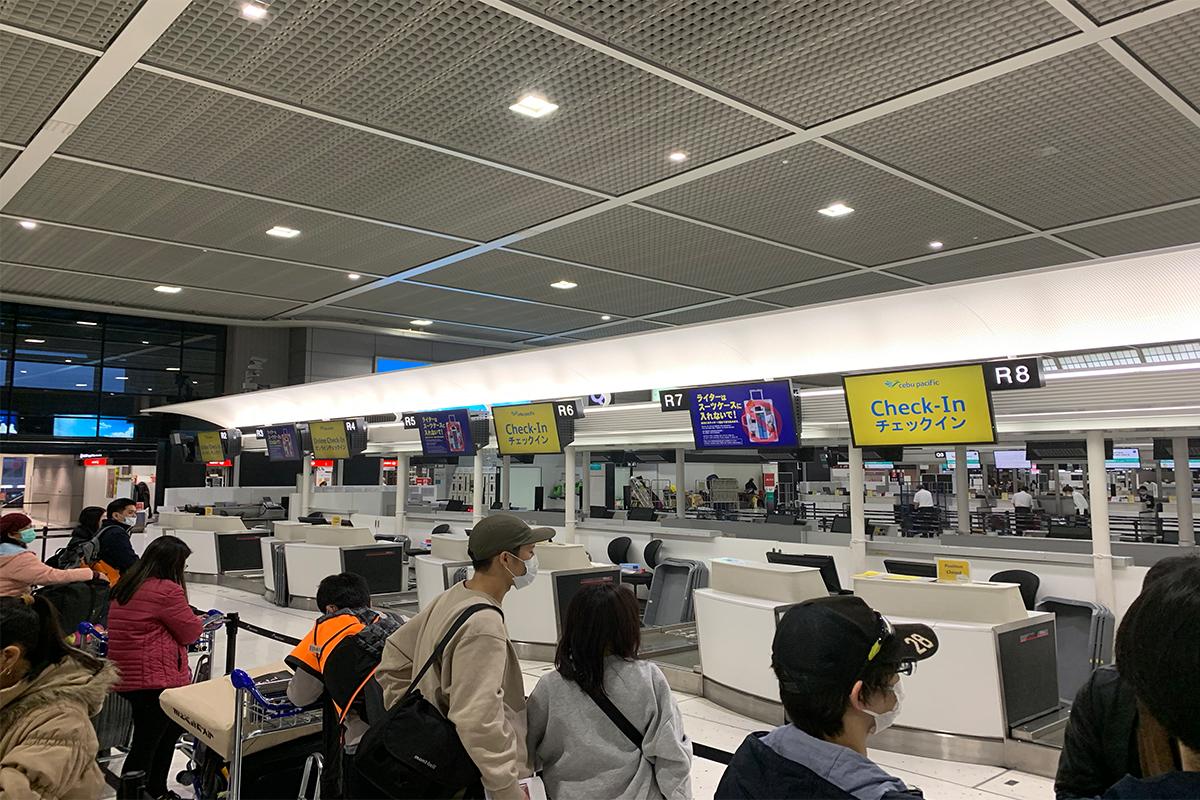 【初心者向け完全マニュアル】成田国際空港からセブ島への行き方!